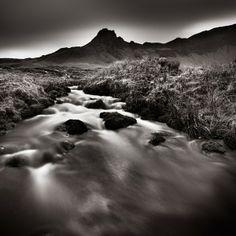 Xavier Rey Photographies - Ecosse | The River II - Ile de Skye, Ecosse 2011