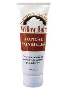 willow-balm (white willow bark) $9.95