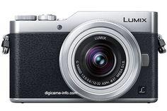 Появились изображения и основные спецификации камеры Panasonic Lumix DMC-GF9