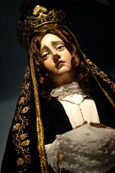 Virgen de la Soledad, Iglesia La Soledad, San José, Costa Rica