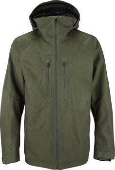 Burton Male Ak 2L Swash Shell Jacket - Men's