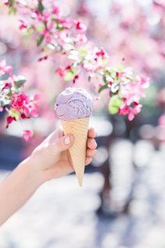 High Point Creamery, Denver, Colorado - Best Ice Cream in Every State Best Ice Cream, Ice Cream Scoop, Chocolate Fondue Fountain, Restaurants, Waffle Cones, Ice Cream Photos, Enjoy Summer, Summer Fun, Earl Gray