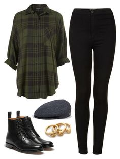"""""""Niall Horan Inspired"""" by tameraj ❤ liked on Polyvore featuring Topshop, Grenson and Tory Burch"""