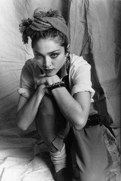 Madonna by Laura Levine (1982)