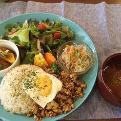 The PINK WEED cafe #vegan #vegetarian #vegansofjapan #vegankobe #kobe #ヴィーガン #ベジタリアン #ビーガン #動物性不使用 #完全菜食 #菜食 #神戸 (The PINK WEED cafe)