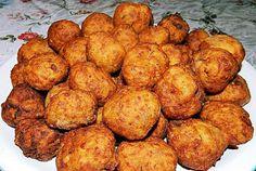 Retete Culinare - Chiftelute de cartofi si cascaval