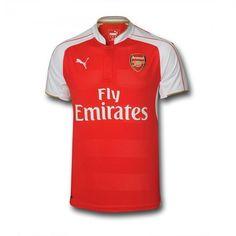 Günstige Arsenal 2015-16 Fußballtrikots Heimtrikot