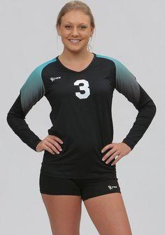 920da8c7f6 Fade Semi-Custom Jersey. Voleibol UniformesCamisetas ...