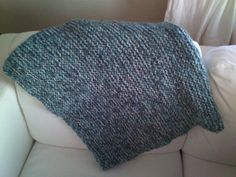 Blanket knitted in alpakkawool Blanket, Blogging, Blankets, Cover, Comforters