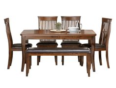 Standard McGregor Dining Set At DAWS Home Furnishings In El Paso, TX |  Dining Room Ideas | Pinterest | Dining Sets, Room Ideas And Room