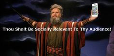"""The 10 Commandments Of Internet Marketing For Urgent Care – 4 of 10 – Social Networking 4th Commandment of Internet Marketing for Urgent Care, """"Thou Shalt Be Socially Relevant To Thy Audience""""! – Social Networking"""