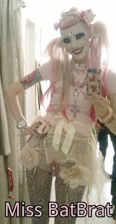 Adora BatBrat my favorite Goth! Pastel Goth Fashion, Gothic Fashion, Adora Batbrat, Goth Beauty, Alternative Fashion, Beautiful People, Hair Makeup, Style Inspiration, Pretty