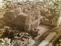 Old image of Paola Square, Malta
