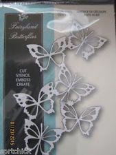 Memory Box Fairyland Butterflies Die 99078