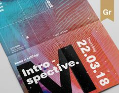 Introspective is a poster series made for a weekly event night at Broadcast, Glasgow. Poster Series, Poster Layout, Glasgow, Design Art, Branding Design, Typography, Behance, Layouts, Projects