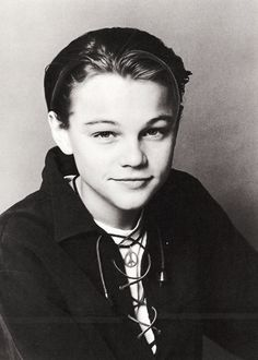 Leonardo DiCaprio <3 - When I fell in love. Growing Pains days!!!