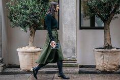 Street Style - Cargo Skirt Styling Tips