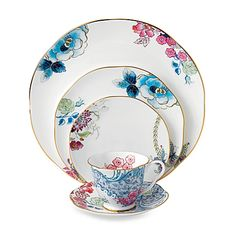 "Wedgwood ""Butterfly Bloom"""