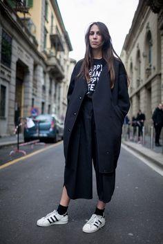 They Are Wearing: Milan Fashion Week Fall 2015 - Slideshow