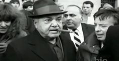 Fat Tony Salerno, acting boss of the Genovese family untill the mid 80s