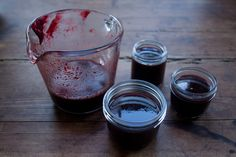 Chile Blackberry Syrup by 101cookbooks: Add it to sparkling water. Swirl it into yogurt or oatmeal. Slather it on buttered toast. Drizzle over goat cheese.  #Condiments#Syrup #Chile_Blackberry
