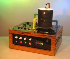 Vrolijke Vrijdag #79 Drum Buddy: maak beats met een gloeilamp oscillator!