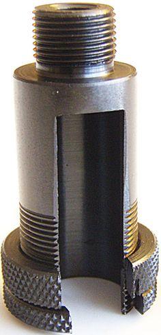 Ruger 10/22 .22LR MUZZLE COUPLING BLUED STEEL