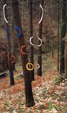 Forest Light, Forest Art, Land Art, Abstract Sculpture, Sculpture Art, Deep Ecology, Art Assignments, Installation Art, Art Installations