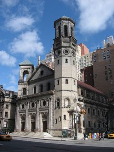 Church of St. Paul & St. Andrew, Upper West Side