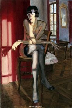 The Art of Nicolas Curmer #Art #ContemporaryArt