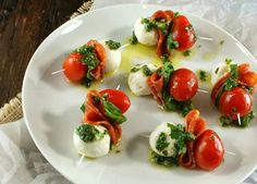 16 Festive Finger Foods to Wow the Crowd at Your Holiday Party via @PureWow