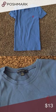 Polo top Perfect condition. Wore once Polo by Ralph Lauren Tops Tees - Short Sleeve