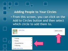 #hangoutsonair You can also drag and drop contacts in the Circles  Go to your Circles page Your contacts will be listed there for you Simply drag the contact you want to the Circle you want them to be in Again, you can add a contact to multiple Circles