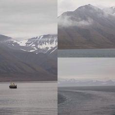 Le terre più a Nord del mondo: le isole #Svalbard in #Norvegia