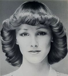 Afro Hairstyle Gallery Wedge Hairstyles Curly Hair Styles 70s