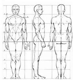 Resultado de imagem para draw body perfil