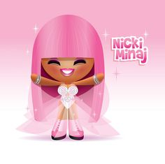 Kawaii Nicki Minaj