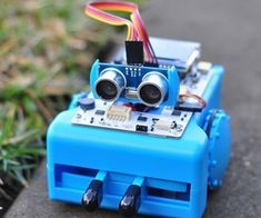 Get the kids interested in programming and robotics from a young age by teaching them the fundamentals using this miniature programmed robot. This affordable and educational toy offers loads of fun and is simple enough for any beginner to use.