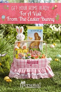 Free easter basket gift tags basket gift easter baskets and easter easter gifts for the whole family negle Images