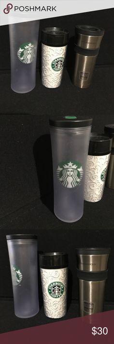 Starbucks Travel Mugs New Starbuck Other