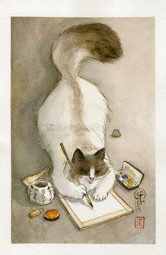 ilustración de Frédéric Saurel