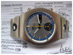 """my first 'serious"""" watch; a Seiko 6139-8020 which i still have!"""