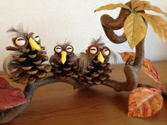 uilen knutselen, knutseltips!