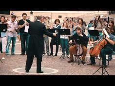 Budapest symphonic flash mob // Concorde 20 - YouTube