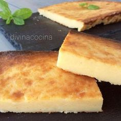 You searched for Quesada - Divina Cocina Desserts Espagnols, Spanish Desserts, Mexican Food Recipes, Sweet Recipes, Salvadorian Food, Pan Dulce, Crazy Cakes, Bread Baking, I Love Food