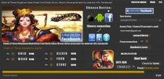 Clash of Three Kingdoms Hack Cheat Tool [Gold adder, gold bar adder, Wood, Stone] Clash of Three Kingdoms Generator for android, iOS, Facebook with PROOF