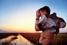 Brad Pitt Photos Ryan McGinley GQ Summer 2017 (3) • WMN ISSUE