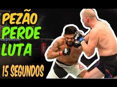 Ufc Roterdã: Antõnio Pezão vs Stefan Struve ✤ Pezão perde luta em 15s