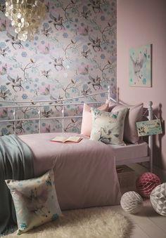 Unicorn wallpaper design.