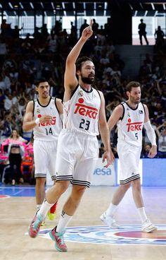 Sergi Llull MVP de la Final ACB - Real Madrid basket